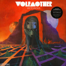 WOLFMOTHER - VICTORIOUS, ORG 2016 EU 180G vinyl LP + DOWNLOAD, NEW - SEALED!