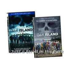 The Curse of Oak Island: TV Series Complete Seasons 1 & 2 Box / DVD Set(s) NEW!