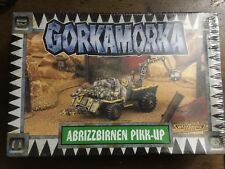 Games Workshop Gorkamorka Harpoon War Trak Wartrakk New Complete Orks 40K OOP