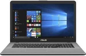 "Asus Vivobook Pro N705UD 17.3"" i7-8550U 256GB 1TB 8GB GTX 1050 Full HD Laptop"