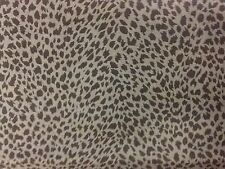 Windham fabrics Ebony and Ivory material Whistler fat quarter black animal print