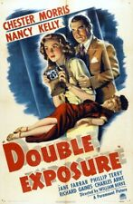 Double Exposure 1944 Comedy Crime Film DVD