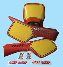 kit Cagiva WMX 125 - Soft Damp patent 1983/4 - adesivi/adhesives/stickers/decal