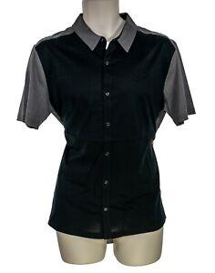 "Hugo Boss ""Dovalis"" Mens Button Down Shirt Size L, NWT"