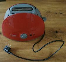 Bosch Toaster - rot!