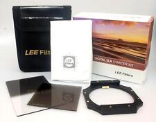 Lee Filter 100mm DSLR Digitale STARTER KIT