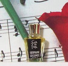Soir De Fete Parfum Splash Micro Mini 2ml. By Germaine Lecomte. Unbox