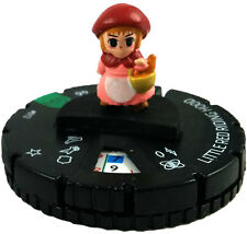 Heroclix Yu-Gi-Oh SERIE 2 #12 Little Red Riding Hood nuovo D&D proxy Gnome Kender