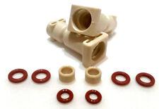 Ersatzteil Adapter Anschlüsse für den Thermoblock Heizung 5mm DeLonghi ESAM