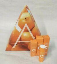 Avon Orange Crush A Box Moisturizer Brightening Serum Eye Cream Vitamin C