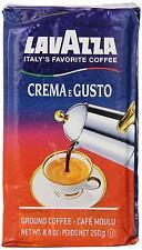Lavazza Crema e Gusto Ground Coffee 8.8oz (20 Pack)