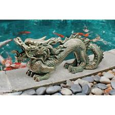 Chinese Dragon of China Great Wall Statue Sculpture Reproduction Replica