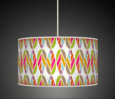 30cm Multi Colour Leaf Leaves Handmade lampshade Ceiling pendant light shade 621