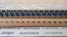 50 x 2N5401 PNP + 50 x COMPLEMENT 2N5551 NPN  PH  Low Noise  HV  Amp TRANSISTORS