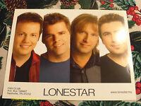 Lonestar Color  Publicity Photo