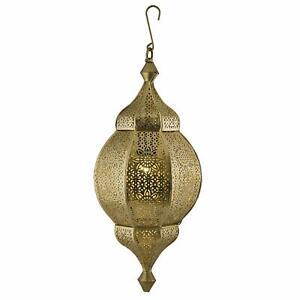 Classic Moroccan Orb Lamp Chandelier, Pendant Hanging Lantern Ceiling Light