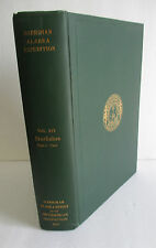 HARRIMAN ALASKA EXPEDITION Vol XIV STARFISHES Part 1, 1914 Smithsonian Institute