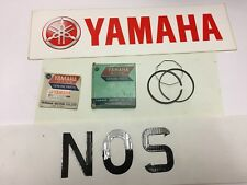 YAMAHA DT125A,B,C (1974,1975,1976) ENGINE CRANKSHAFT PISTON RING 2ND-O-S(0.50M)