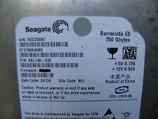 750 GB Seagate Barracuda ES - ST3750640NS / 9BL148-038 / 3.AQRZ / WU / hard disk