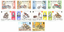 Isle of Man-TT-Motorcycles collection 3 sets mnh
