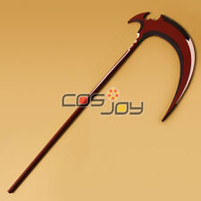 "70"" Pandora Hearts Oz.vessalius Sickle Cosplay Prop -0670"