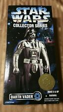 New Star Wars Darth Vader 12 In. Collector Series 1996 Kenner #27726-27723