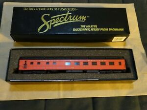 Bachmann Spectrum HO Scale Norfolk and Western Diner #1012 item #89414 with box