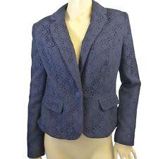 Button Viscose Business Coats & Jackets for Women