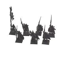 Wood Elves 7 eternal guard converted #2 Fantasy Wanderers guards