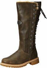 Harley-Davidson Women's Dorland Motorcycle Boot D84322 Size 6 Brown
