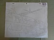BraveStarr Cartoon Original Master Hand Drawn Background Filmation 2