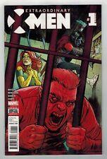 EXTRAORDINARY X-MEN ANNUAL #1 - VICTOR IBANEZ COVER - MARVEL COMICS - 2016