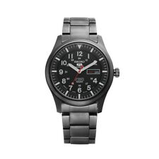 SEIKO 5 SNZG17J1 Sports Automatic Men's Watch Stainless Steel 42mm MADE IN JAPAN