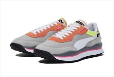 PUMA STYLE RIDER PLAYON HIGH RISE-FIZZY ORANGE (371150-03) NEW US 11