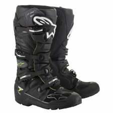 Alpinestars Adults Tech 7 Enduro Drystar Motor Bike Motorcycle Boots - Black