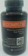 Amazon Elements B Complex High Potency 65 Capsules