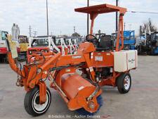 2014 Broce Bb250B 8' Ride-On Broom Street Sweeper 3 Wheel bidadoo