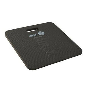 Airex Large Knee Protection Pad for Comfortable Stretching and Chores, Black