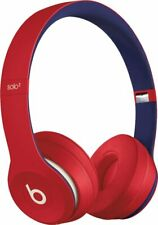 Beats Solo3 Solo 3 Wireless Headphones MV8T2LL/A Club Red | 100% Authentic