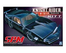 Aoshima 1:24 Scale KNIGHT RIDER K.I.T.T. Season 4 SPM Plastic Model Kit #433