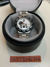 TAG HEUER FORMULA 1 CAH1011 AUTOMATIC CHRONOGRAPH DATE STEEL 43MM WATCH