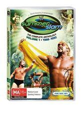 WWE - Summerslam Anthology : Vol 1