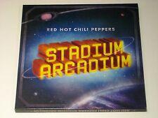 RED HOT CHILI PEPPERS - STADIUM ARCADIUM, 44391-1 WARNER BROS. 4LP SUPER VALUE
