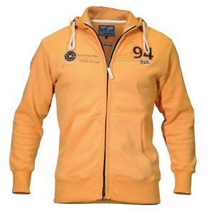 iQ Dive Club Hoodie DC orange Men Gr. S