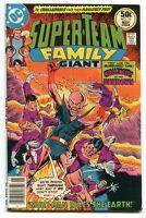 Super Team Family Giant 10 VF+ Marvel CBX18