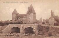 MESSEY-sur-GROSNE - Vue du château
