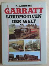 Garratt - Lokomotiven der Welt, Bildband 1984, Geschichte der Loks