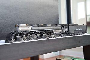 Overland OMI 1542.1 Union Pacific UP 4-8-8-4 BIG BOY #4021 Steam Brass F/P