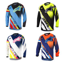 Men's Racing Bike Moto Jersey Motocross/MX/ATV/BMX/MTB Dirt Bike Riding Suit