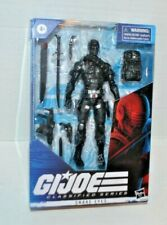 "Hasbro G.I. Joe Classified Series Snake Eyes 6"" Action Figure NEW and Sealed"